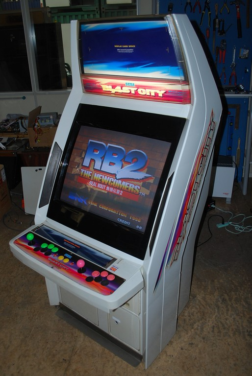 Did Final Fight ever have a different cab? [Archive] - KLOV/VAPS ...
