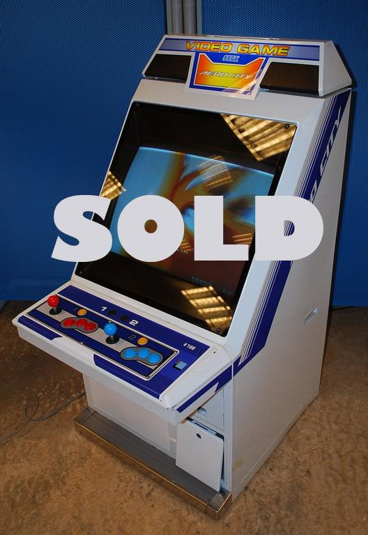 [For Sale] Sega Aero City Aero1