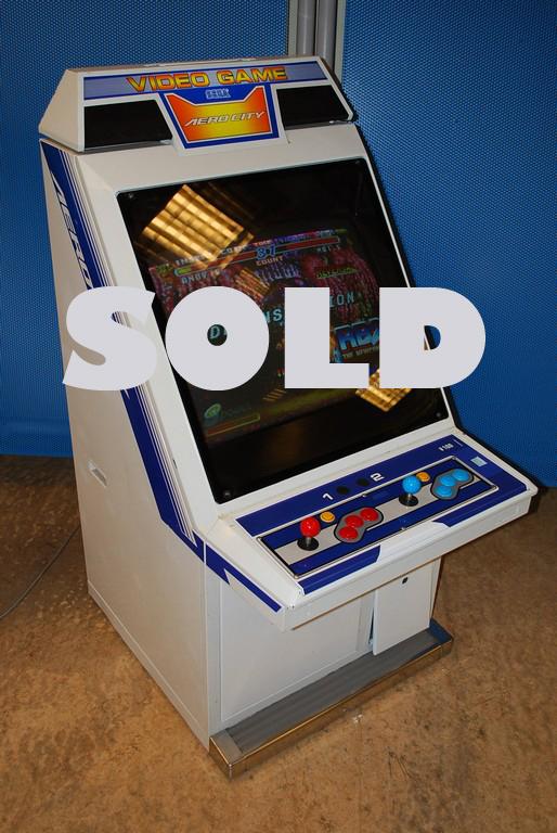 [For Sale] Sega Aero City Aero2