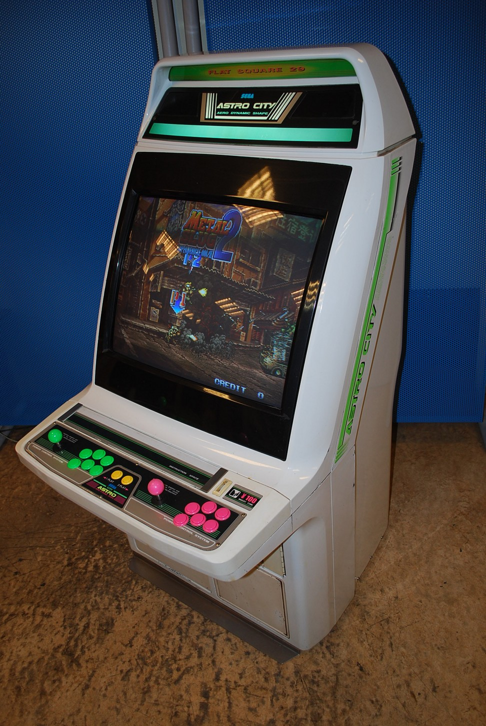 [For Sale] Sega Astro City and Blast City Astro (1)