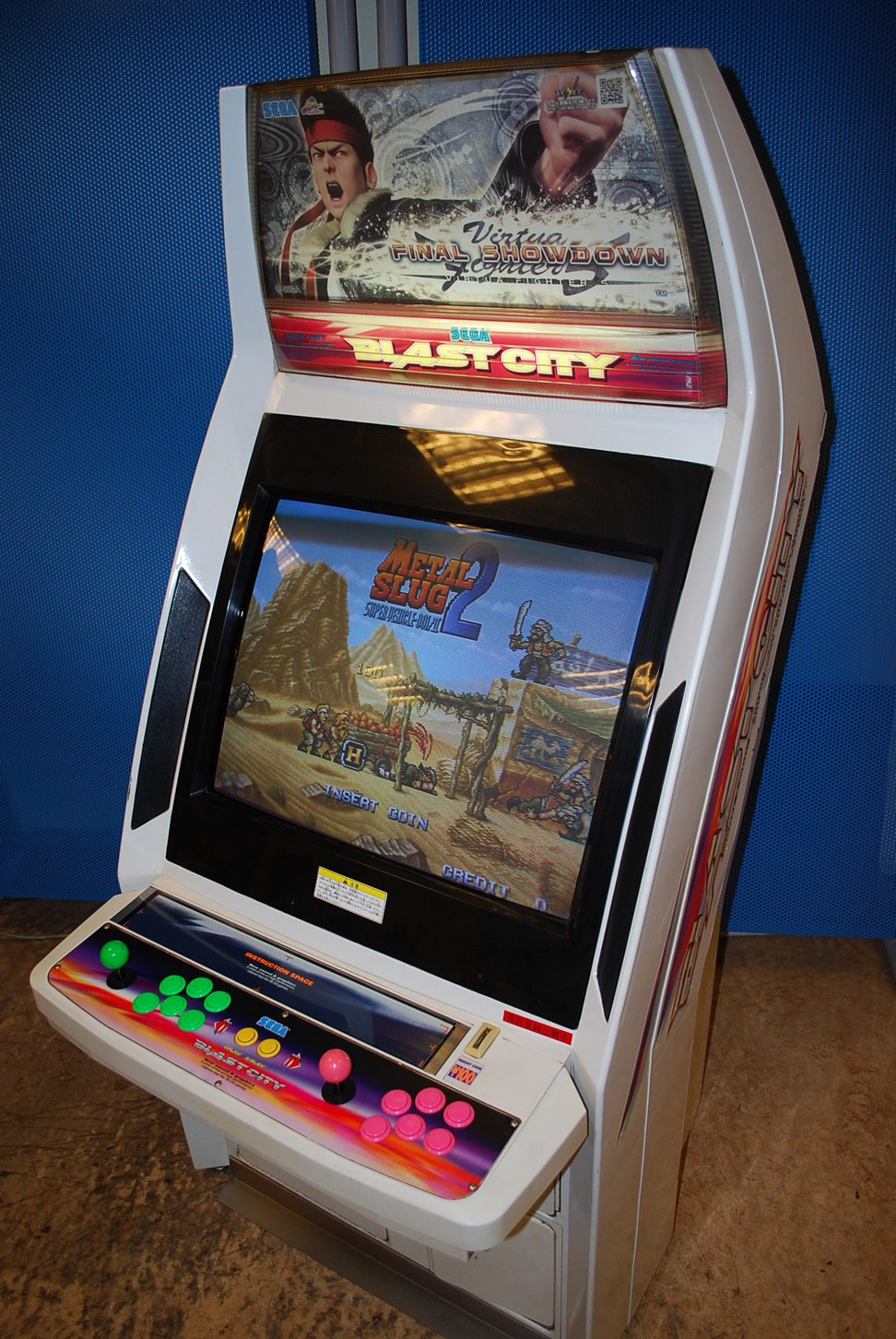 [For Sale] Sega Astro City and Blast City Blast (1)