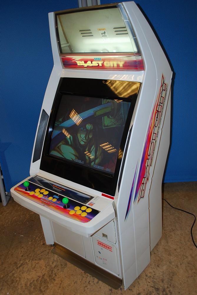 [Sold] Sega Blast City Candy Cabinet Blast%20(3)