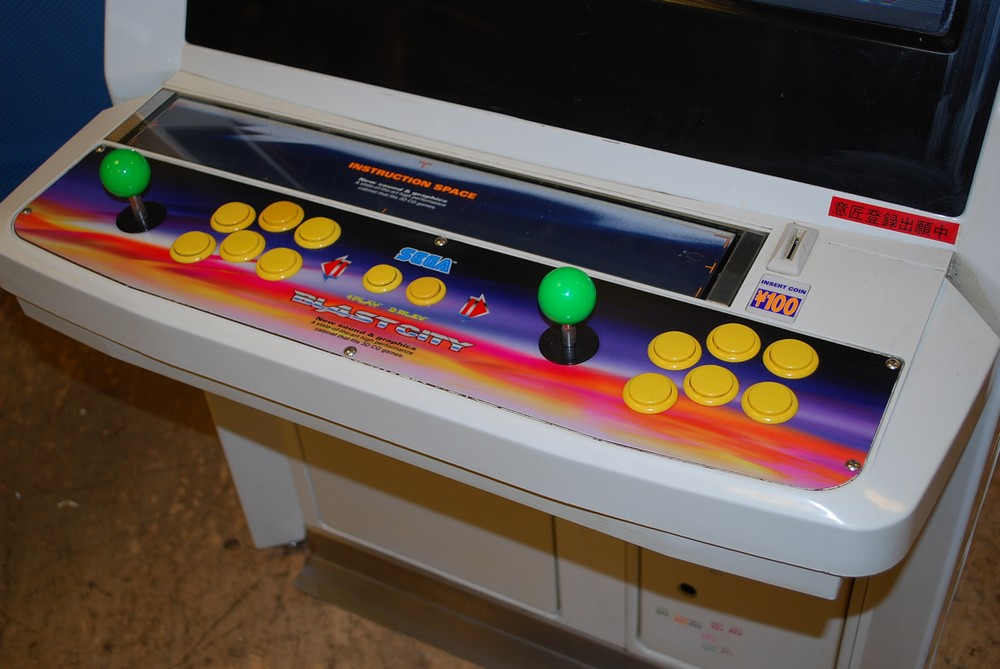 [Sold] Sega Blast City Candy Cabinet Blast%20(4)